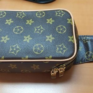 Messenger crossover bag